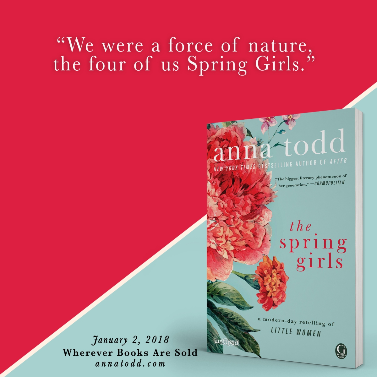 The Spring Girls – Anna Todd