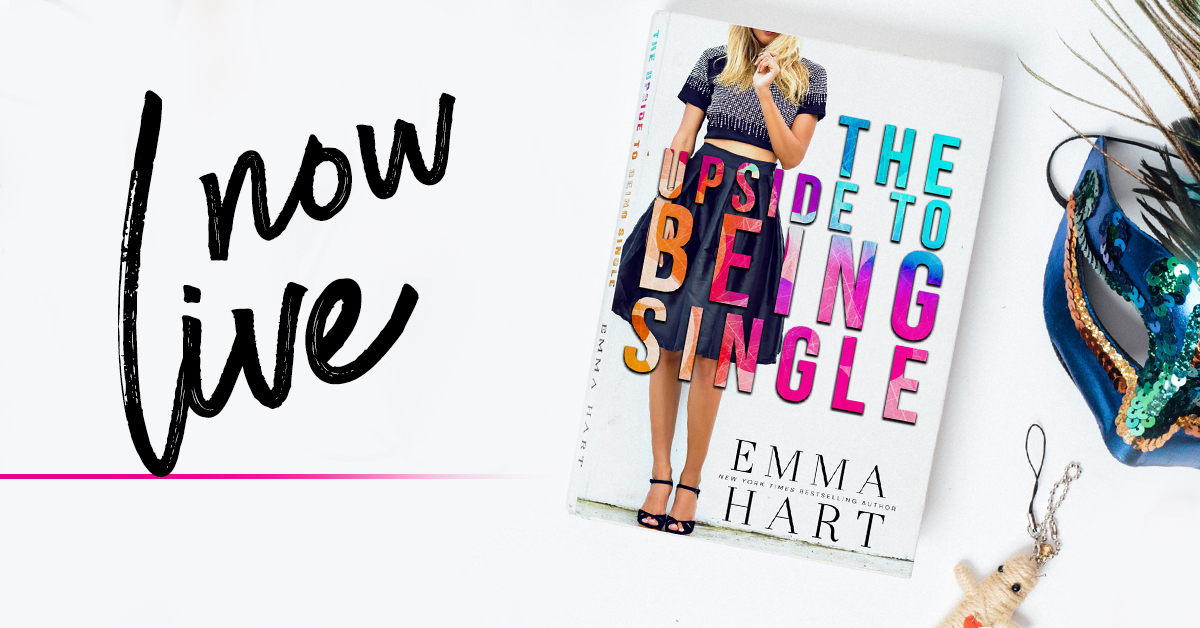 Release Day! The Upside Of Being Single by Emma Hart