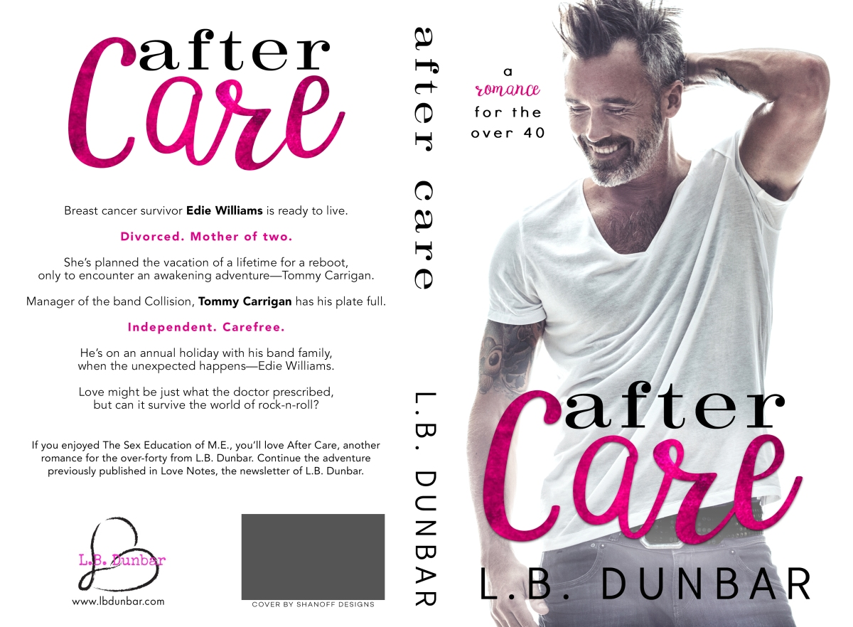 Cover Reveal! After Care by L.B. Dunbar