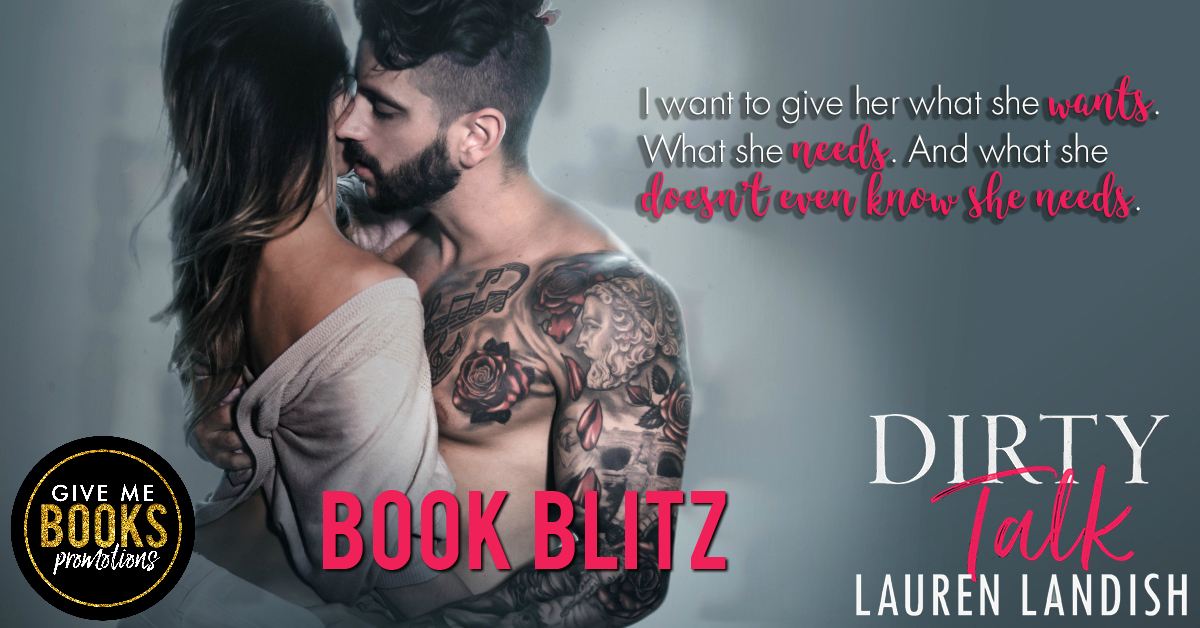 Release Day/Review – Dirty Talk by LaurenLandish