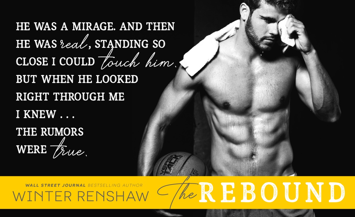 Teaser Tuesday! The Rebound by Winter Renshaw