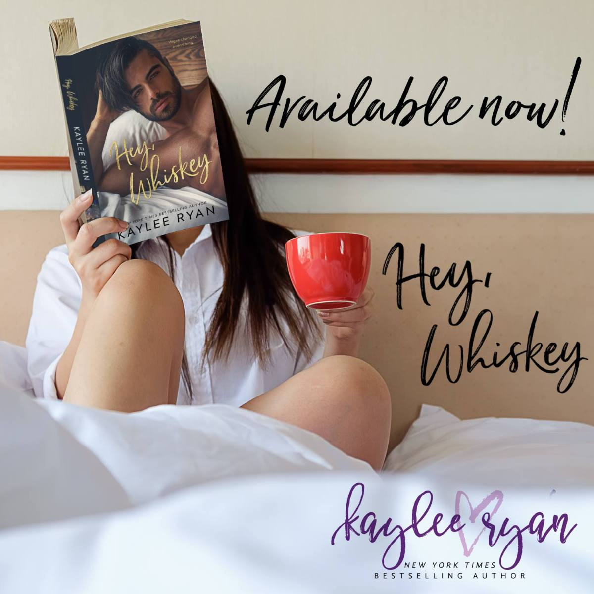 Release Day & Review – Hey Whiskey by Kaylee Ryan