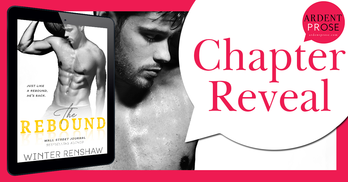 Chapter Reveal – The Rebound by Winter Renshaw