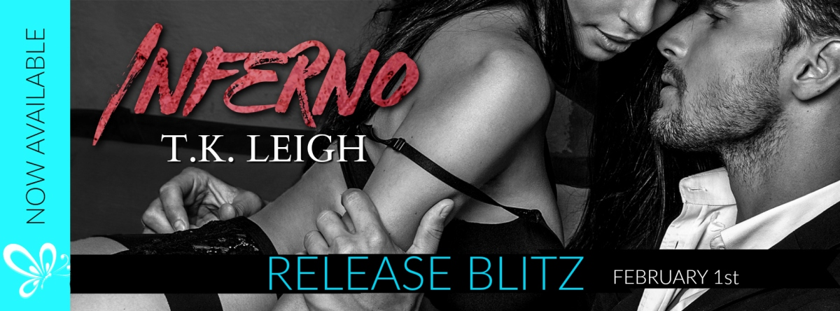 Happy Release Day/Review – Inferno Part 2 by T.K.Leigh