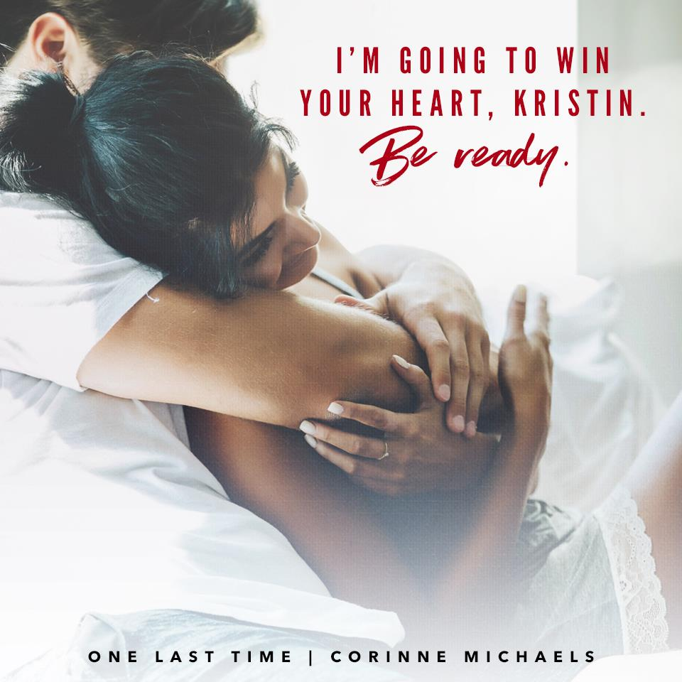 Teaser! One Last Time by CorinneMichaels