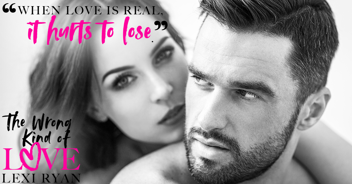 Teaser Share! The Wrong Kind of Love by LexiRyan