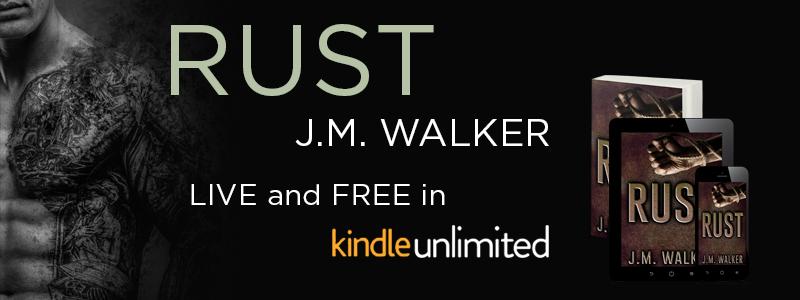 Release Day! Rust by JMWalker