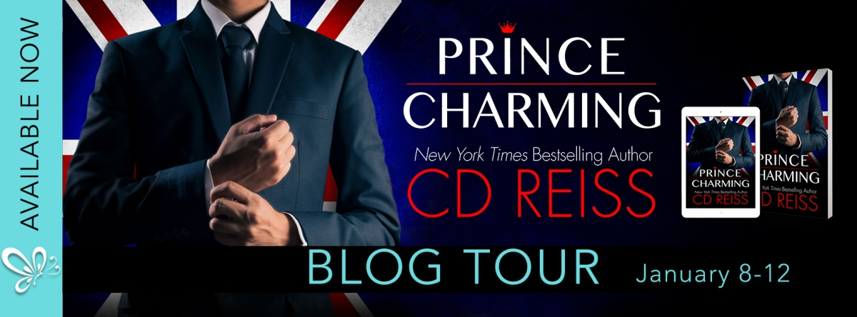 Blog Tour – Prince Charming by CD Reiss