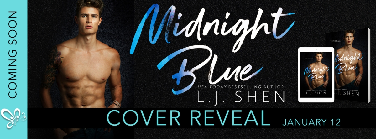 Cover Reveal! Midnight Blue by LJ Shen