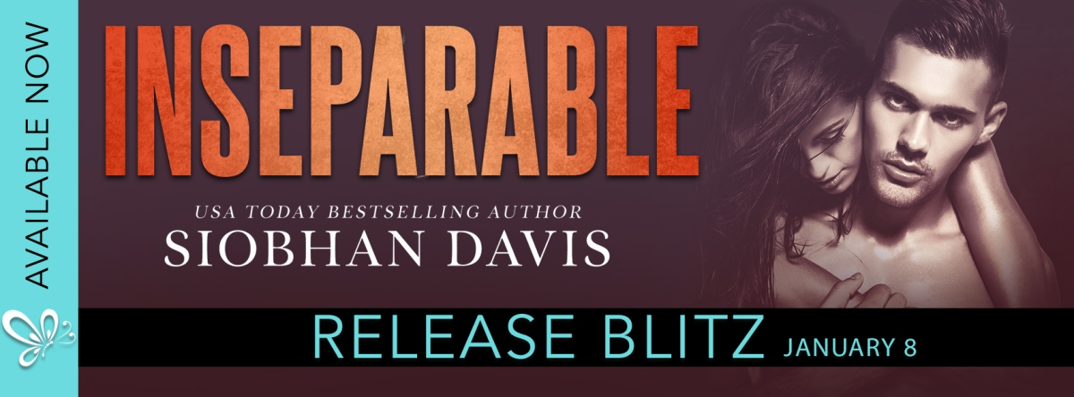 Review & Release Day! – Inseparable by Siobhan Davis