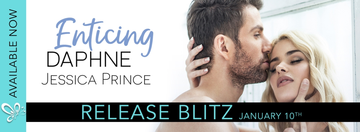 Release Day/Review – Enticing Daphne by JessicaPrince