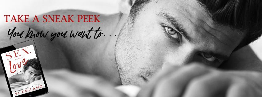 Sneak Peek! Sex, Not Love by ViKeeland