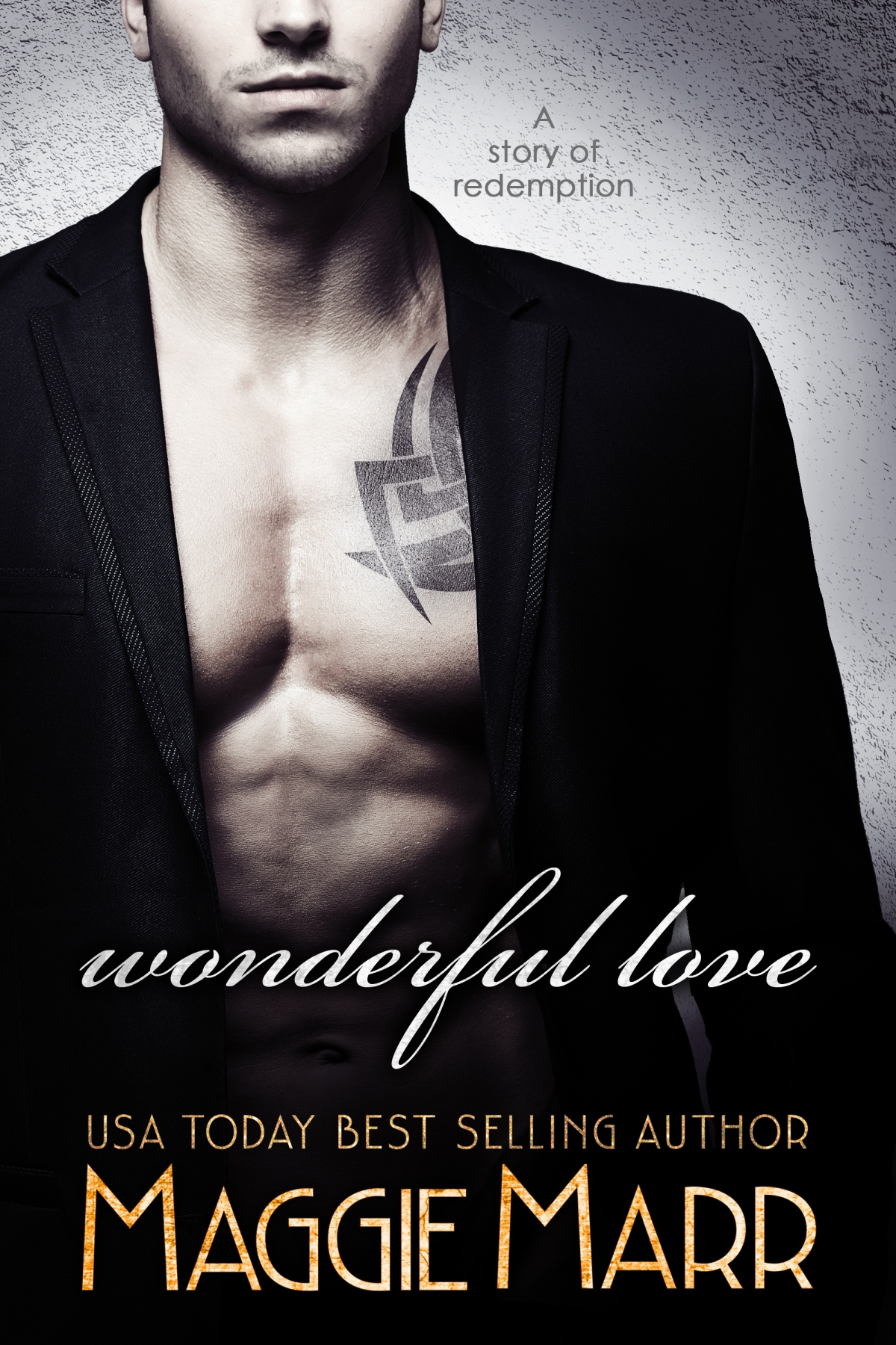Review – Wonderful Love by Maggie Marr