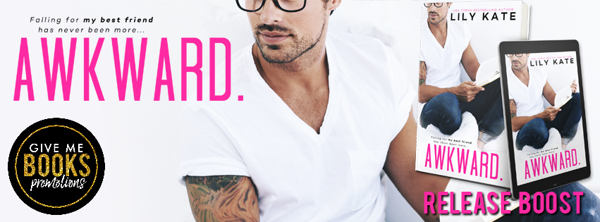 Release Boost/Review – Awkward by Lily Kate