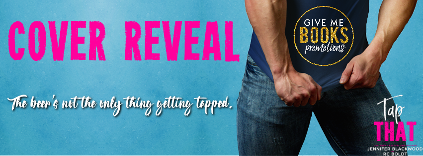 Look! Swoony Cover Reveal – Tap That by Jennifer Blackwood & RC Boldt