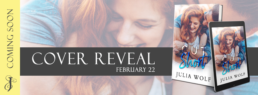 Cover Reveal!! Cut Short by Julia Wolf
