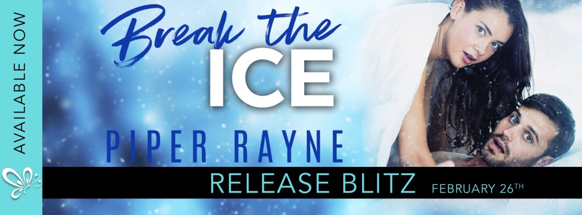 Happy Release Day and Review – Break the Ice by Piper Rayne