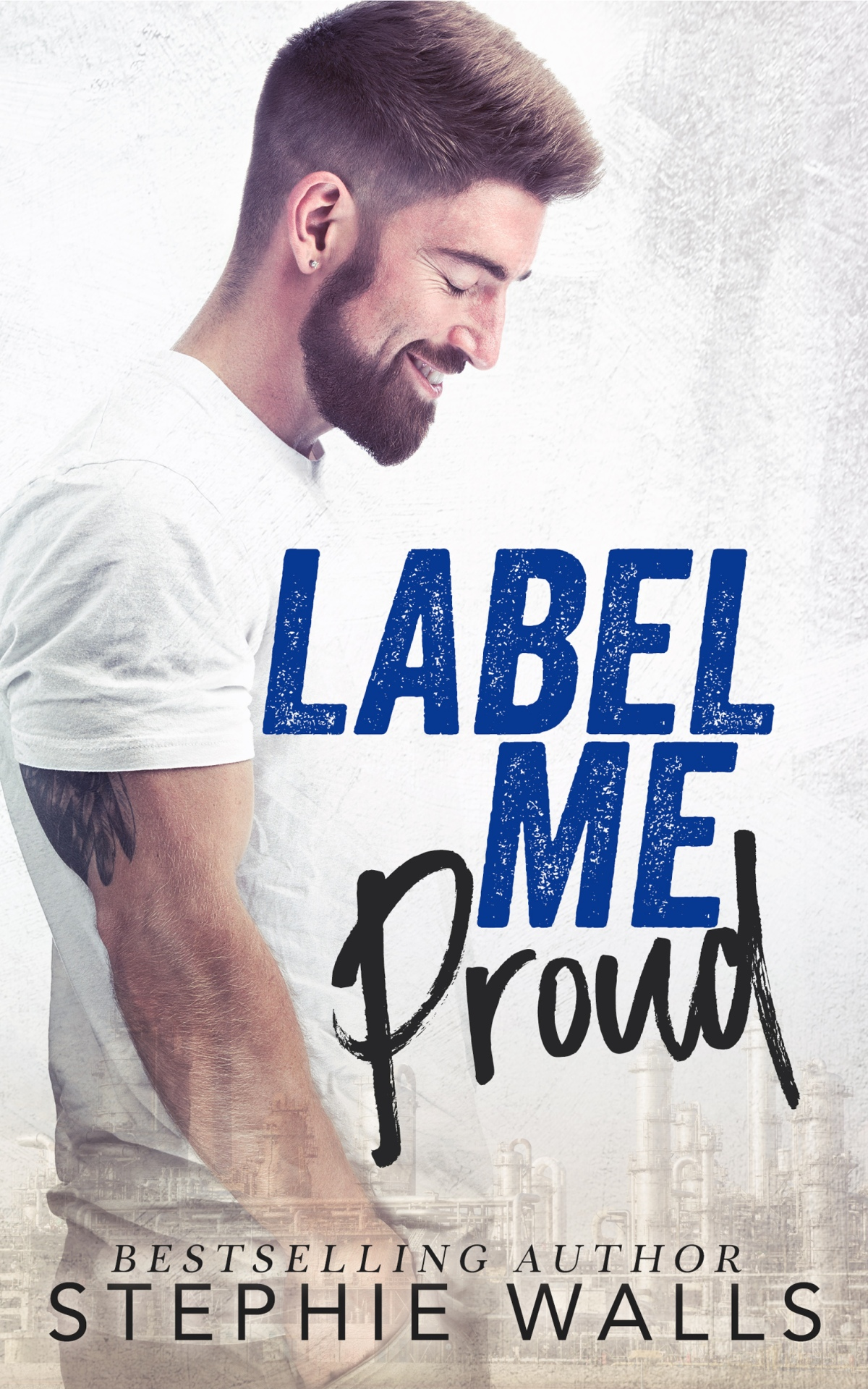 Cover Reveal Day! Label Me Proud by StephieWalls