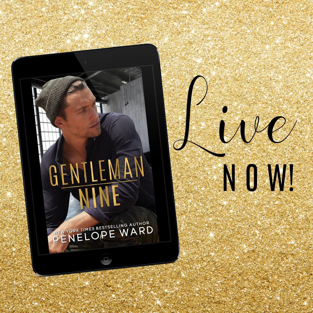 It's Live Early! Happy Release Day! Gentleman Nine by PenelopeWard