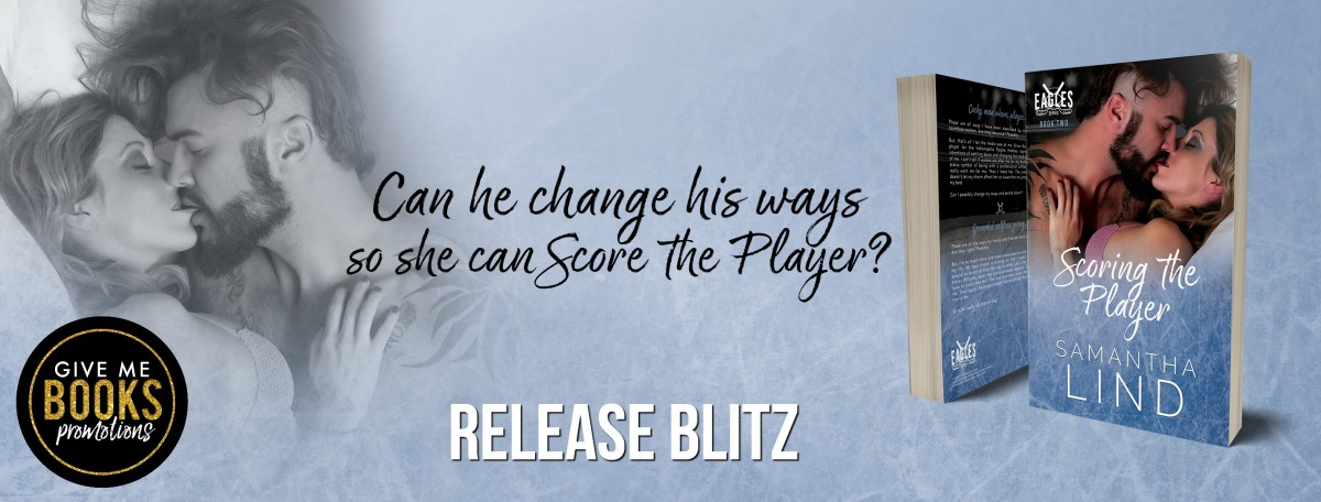 Congratulations on Release Day! See My Review – Scoring the Player by Samantha Lind