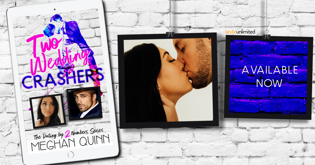 Blog Tour & Review – Two Wedding Crashers by Meghan Quinn