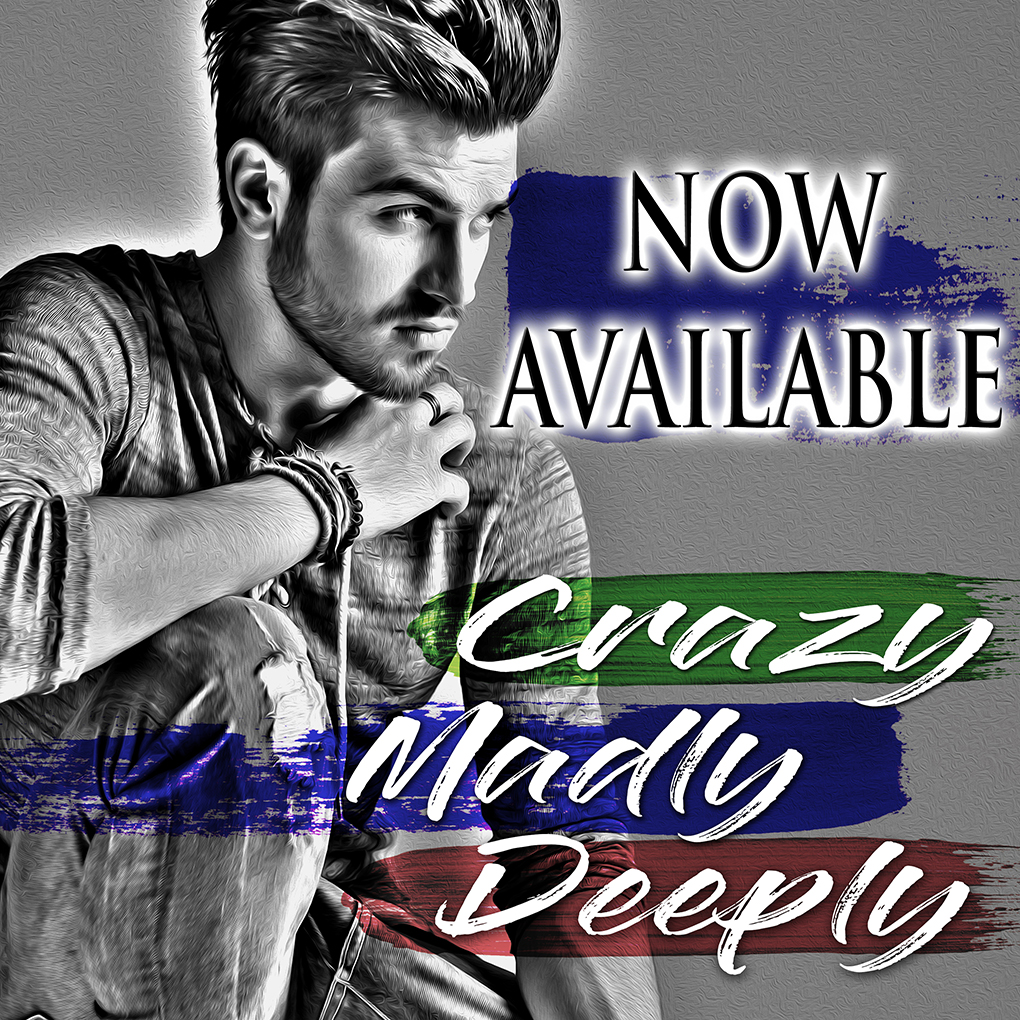 Happy Release Day & Review – Crazy Madly Deeply by LilyWhite