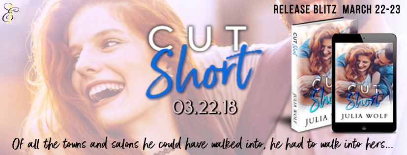 Release Day & Review – Cut Short by Julia Wolf