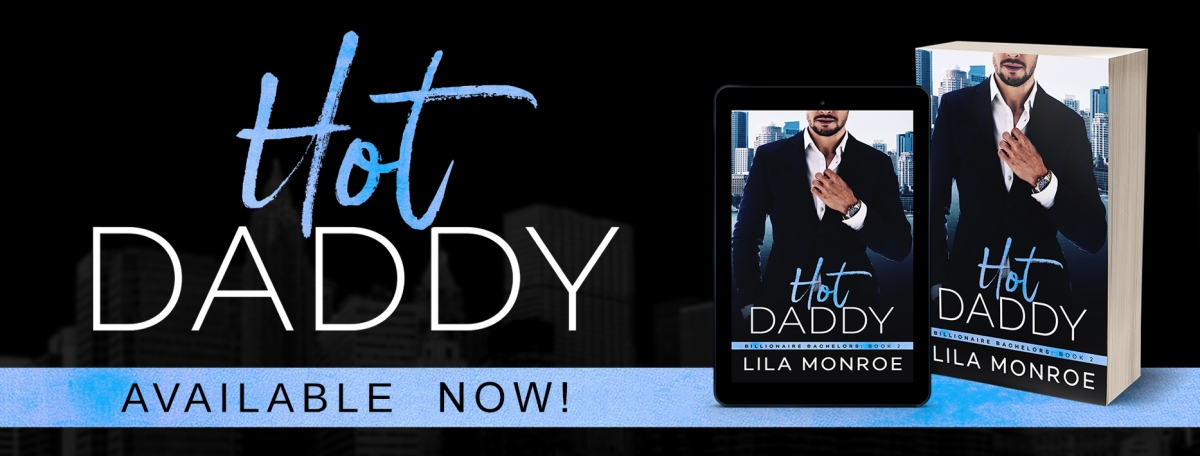 Blog Tour & Review – Hot Daddy by Lila Monroe