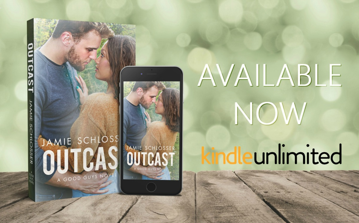 Release and Review!! Outcast by JamieSchlosser