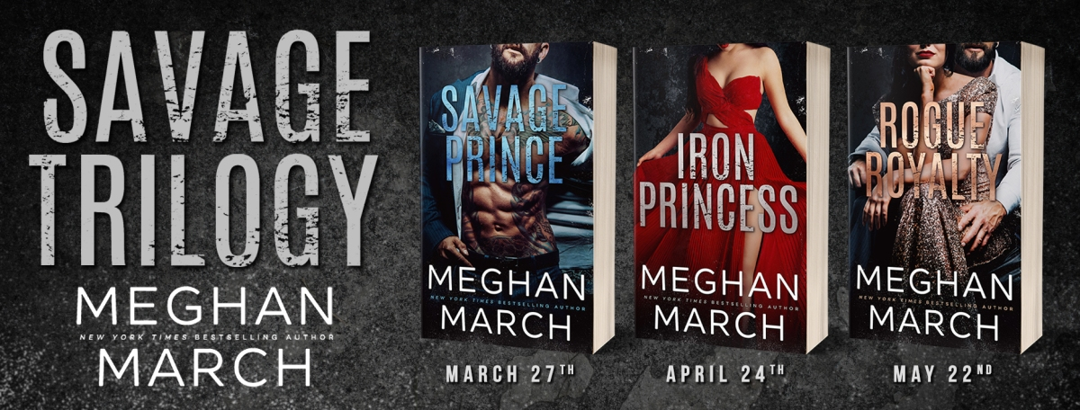 Happy Release Day – Savage Prince by MeghanMarch