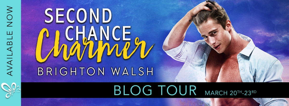 Blog Tour! Second Chance Charmer by BrightonWalsh