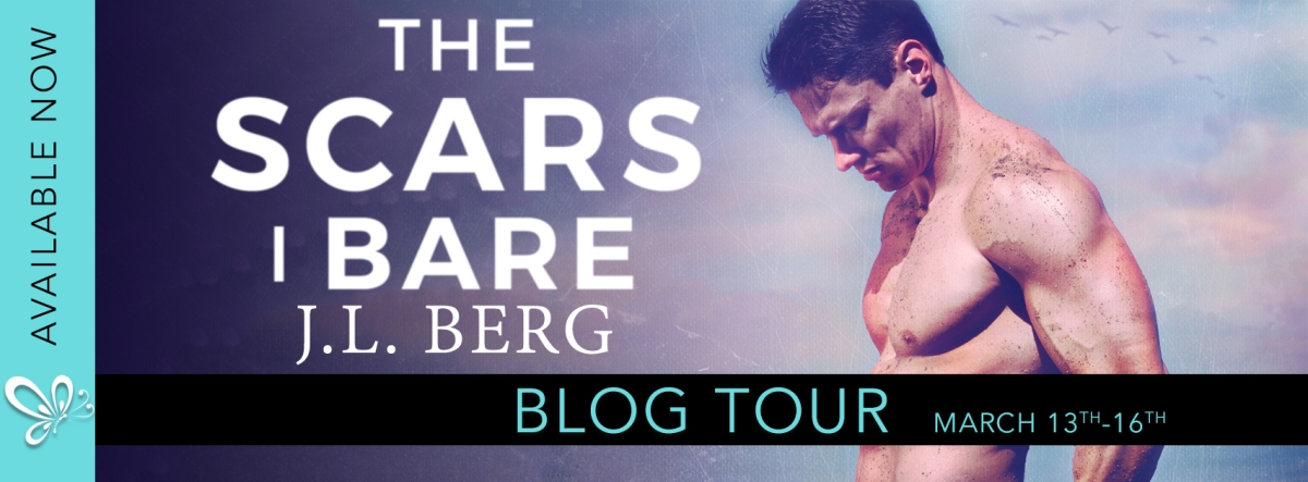 Blog Tour & Review – The Scars I Bare by J.L.Berg