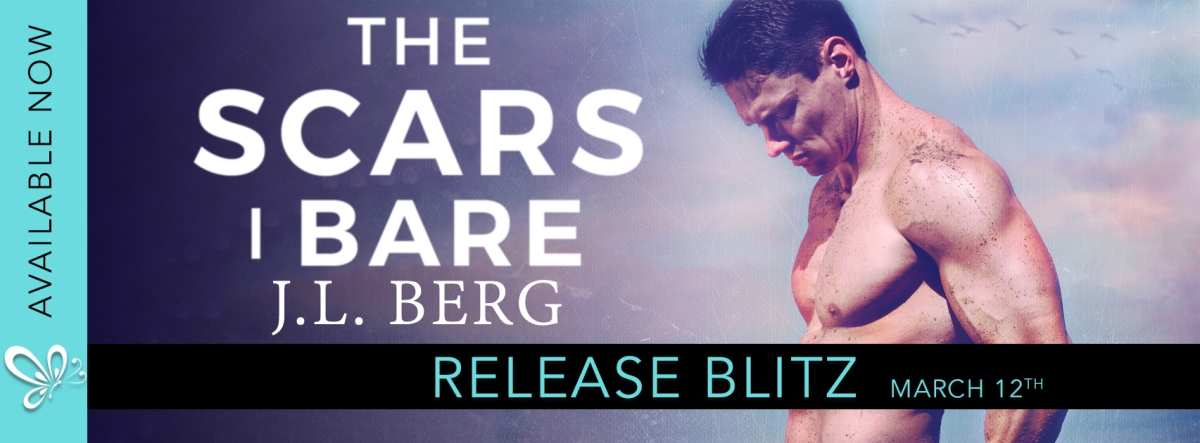 Happy Release Day! The Scars I Bare by J.L. Berg
