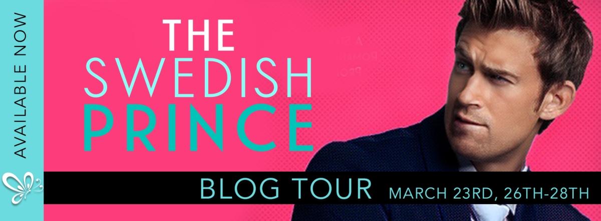 Blog Tour!! The Swedish Prince by KarinaHalle