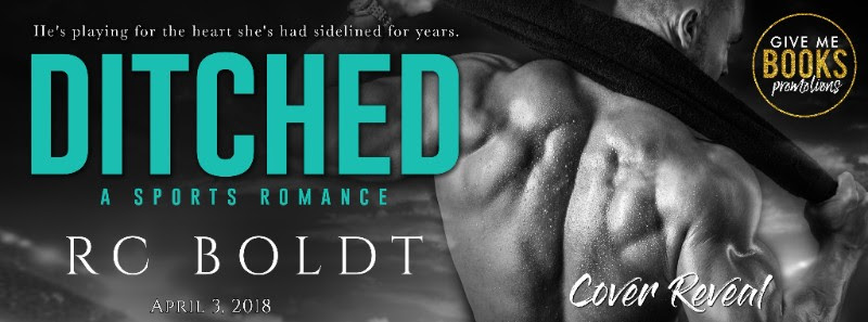 Wowza! Cover Reveal – Ditched by RCBoldt