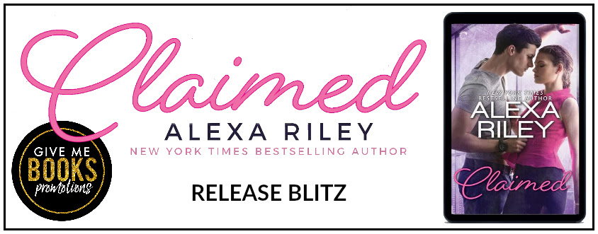 Happy Release Day & Review – Claimed by AlexaRiley