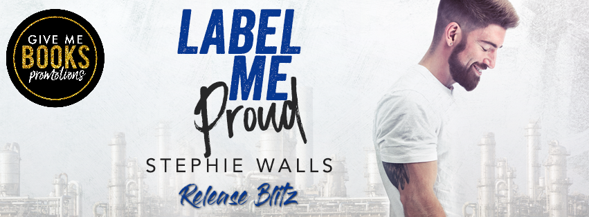 Release Day & Review – Label Me Proud by StephieWalls