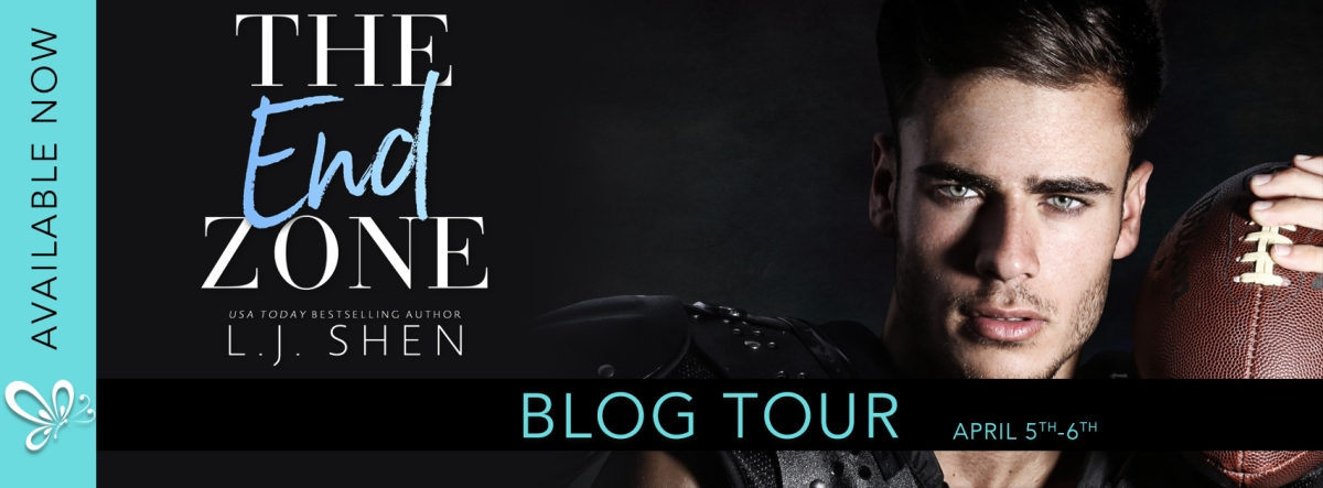 Blog Tour & Review – The End Zone by LJ Shen