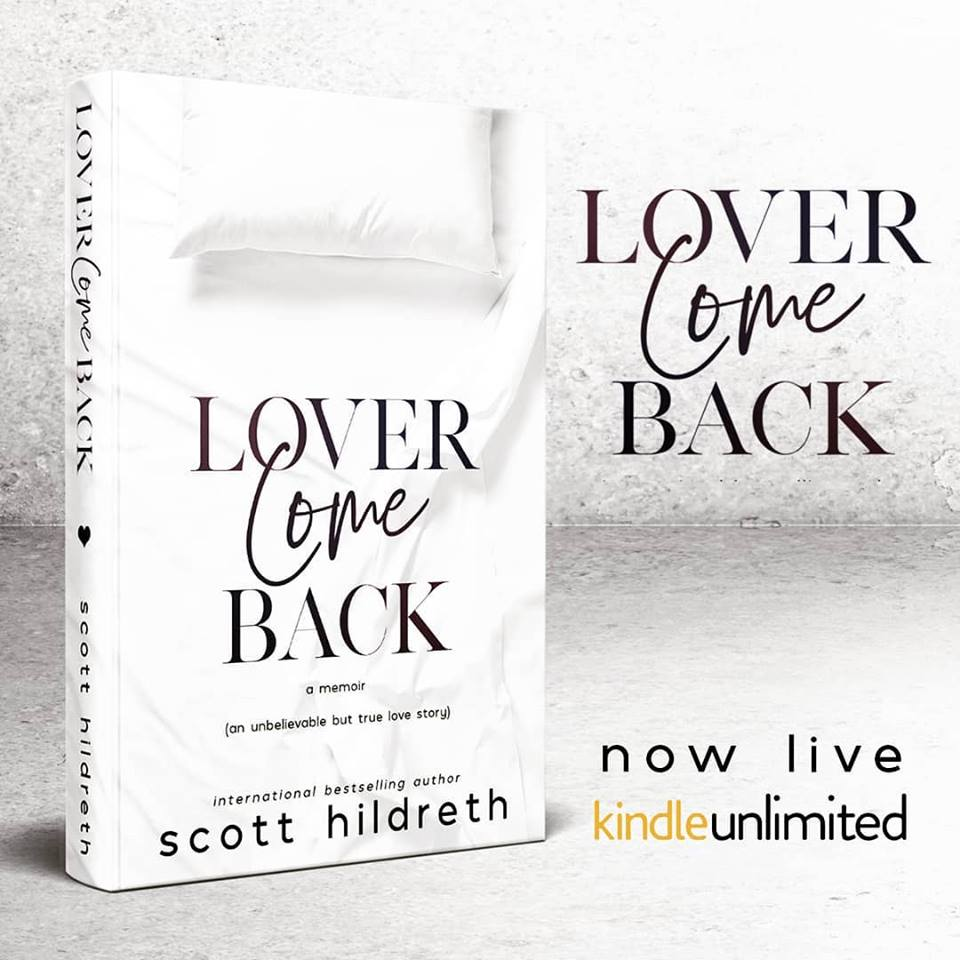 Review – Lover Come Back by Scott Hildreth