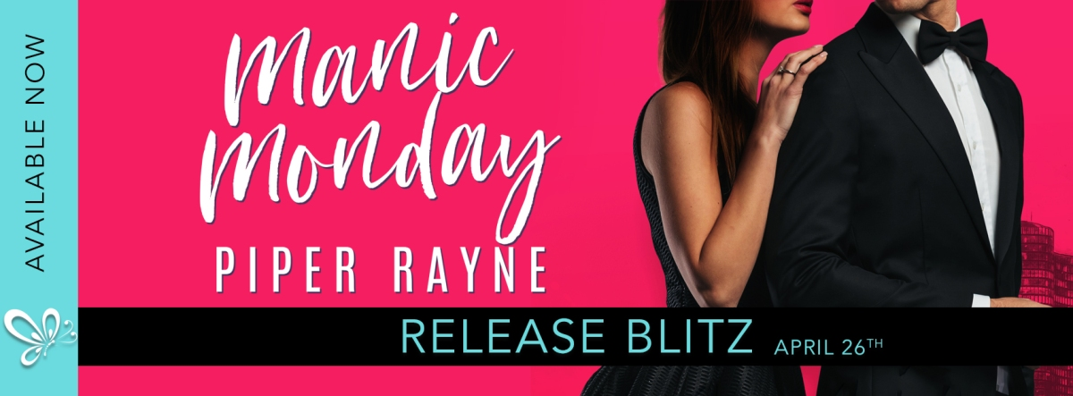 Happy Release Day & Review – Manic Monday by PiperRayne