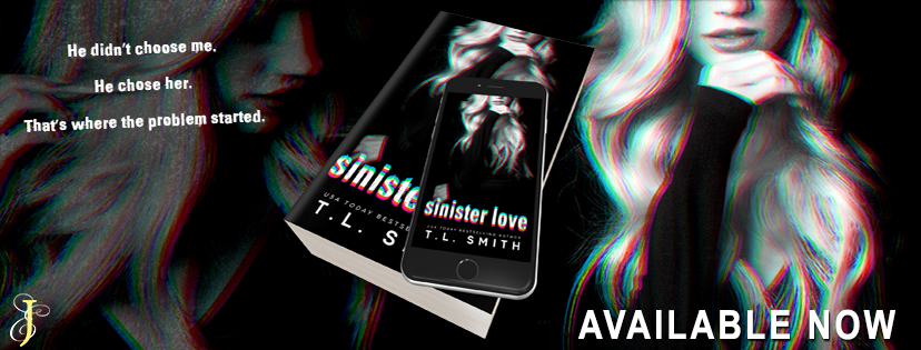 Happy Release Day & Review – Sinister Love by T.L. Smith