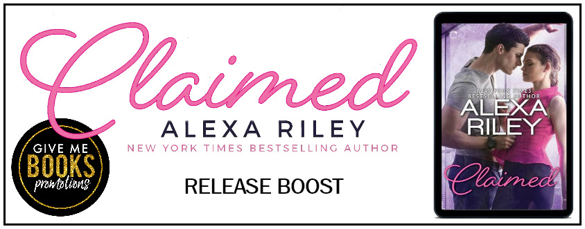 Boost!! Because it's so good! Claimed by Alexa Riley