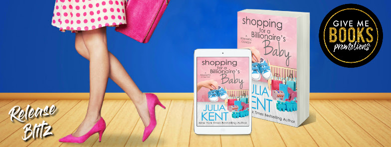 Happy Release Day & Review – Shopping for a Billionaire's Baby by Julia Kent