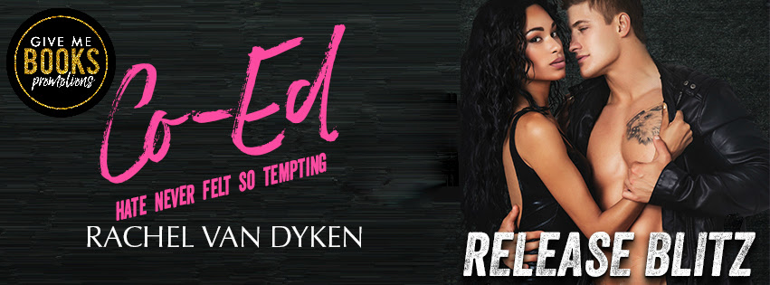 Happy Release Day & Review – CoEd by Rachel Van Dyken
