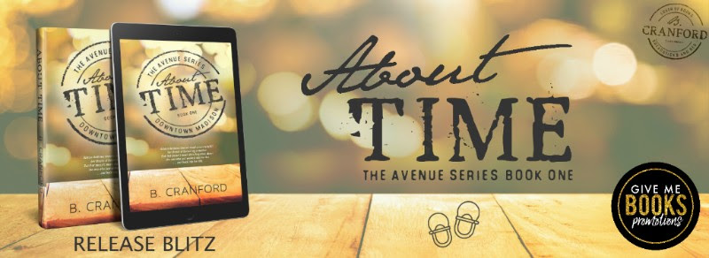 Happy Release Day & Review – About Time by B. Cranford