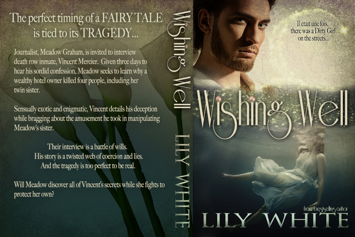 Eeeek! So Excited for this! Cover Reveal! Wishing Well by Lily White