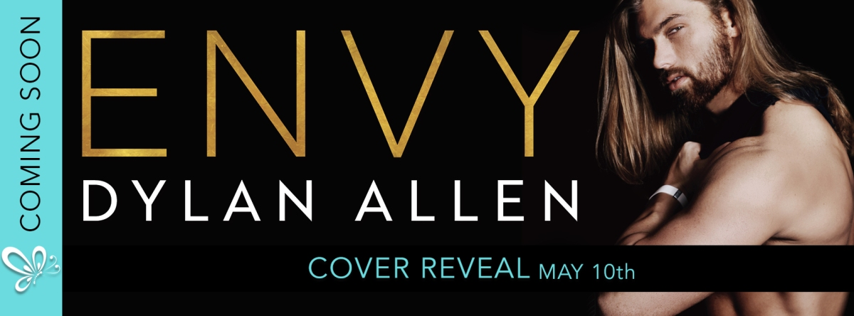 Love these Cover Reveals! Envy by DylanAllen