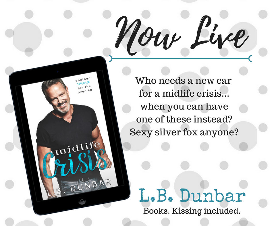 Happy Release Day & Review – Midlife Crisis by L.B. Dunbar