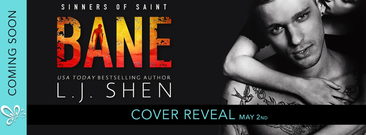 So Excited For This Cover Reveal! Bane by L.J. Shen!!