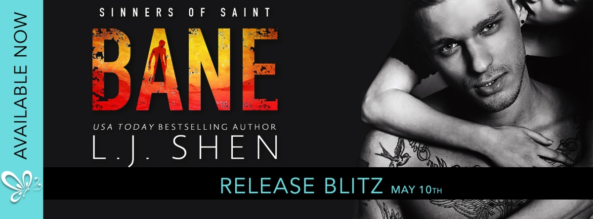 Happy Release Day & Review – Bane by L.J.Shen